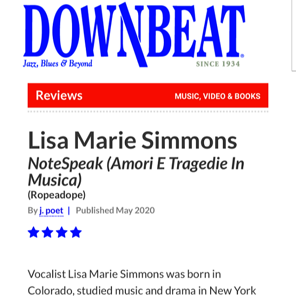 Downbeat Review