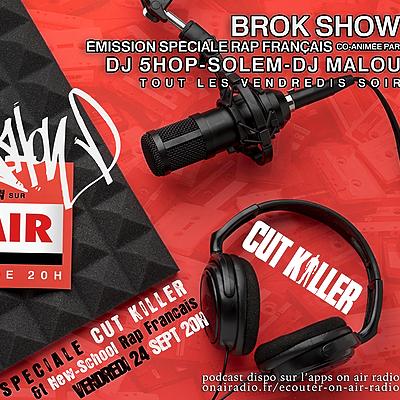 @brokshow Brok Show Spéciale Cut Killer - 24.09.2021  Link Thumbnail   Linktree
