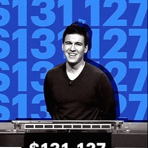 """The Atlantic James Holzhauer Explains the Strategy Behind His """"Jeopardy"""" Winning Streak Link Thumbnail 
