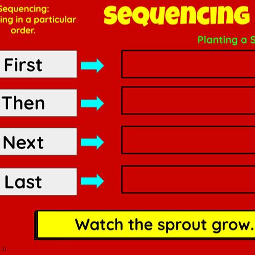 Miss Hecht Teaches 3rd Grade Sequencing  Link Thumbnail | Linktree