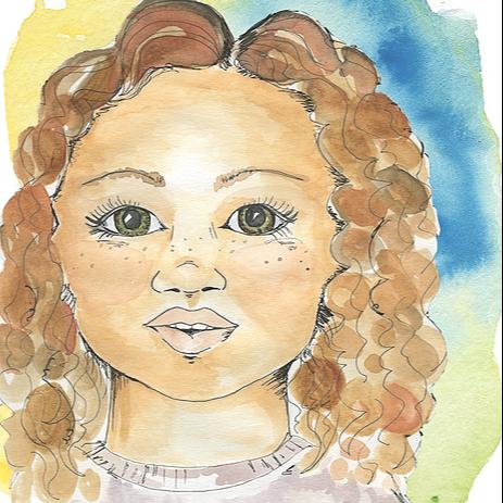 Inspirational Speaker & Author Maggie the Milkshake Baby FB Page Link Thumbnail | Linktree