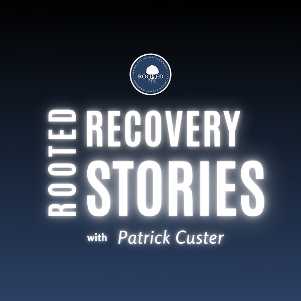 Rooted Recovery Stories (Rootedpromises) Profile Image   Linktree