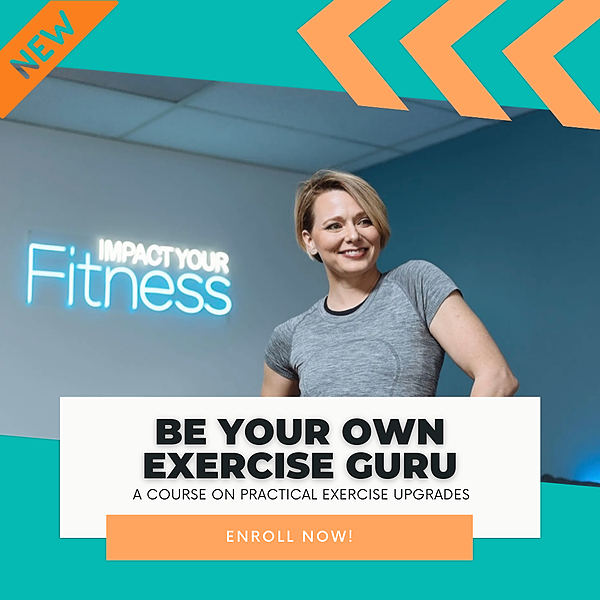 Be Your Own Exercise Guru: Presale