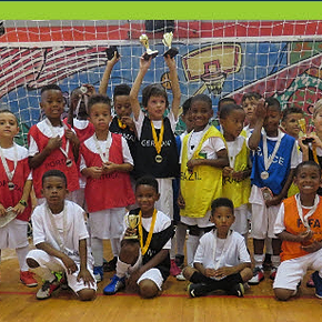 Futsal Academy Juniors (July 3rd - August, 2021): 5-7 year olds
