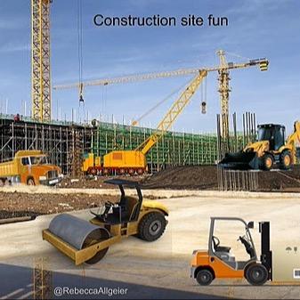@RebeccaAllgeier Construction site Link Thumbnail | Linktree