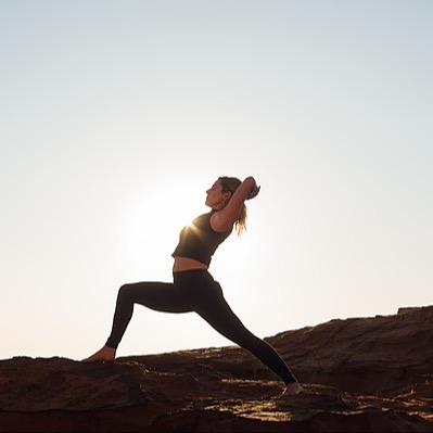 Karen@yogagarage Awaken Vitality  Masterclass with Irene Ais Link Thumbnail | Linktree