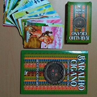 @RenascerCigano Box (livro+cartas) Baralho Cigano Continente Africano Link Thumbnail   Linktree