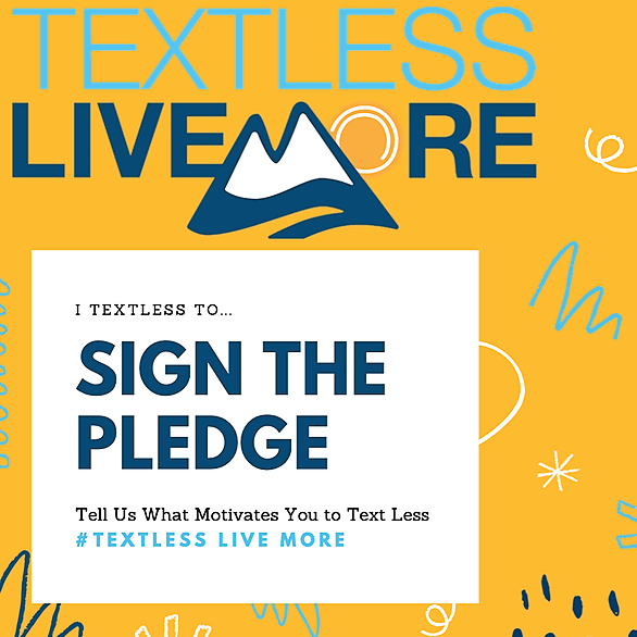 Maine SADD TextLess Live More Link Thumbnail | Linktree