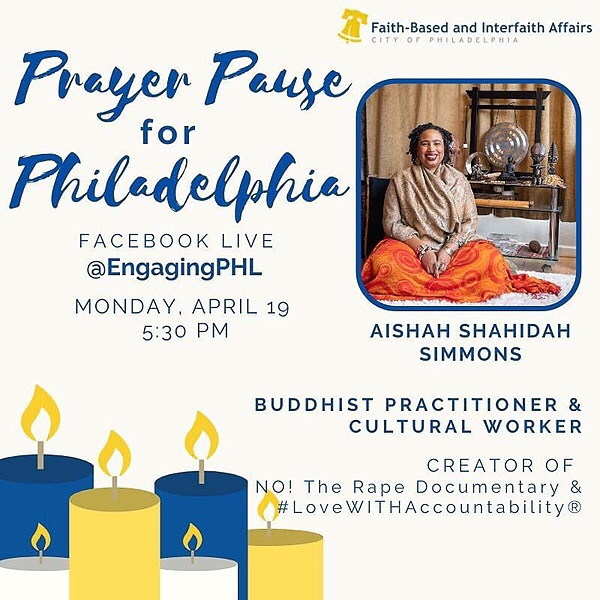 @afrolez Prayer Pause for Philly Link Thumbnail | Linktree