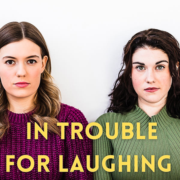 CC & Ollie Apple Podcast/ In trouble for laughing  Link Thumbnail | Linktree