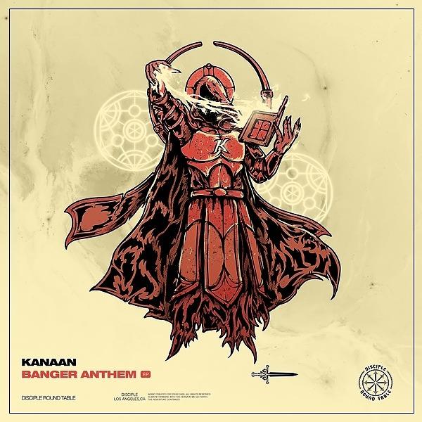 Kanaan - Banger Anthem EP [OUT NOW]