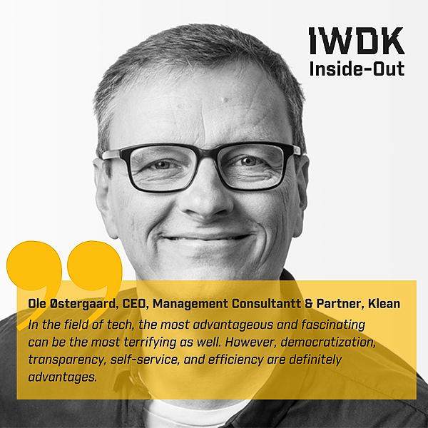 IWDK Inside-Out: Ole Østergaard from Klean