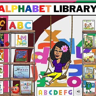 Miss Hecht Teaches 3rd Grade Alphabet Link Thumbnail | Linktree