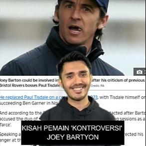@sinar.harian Kisah pemain 'kontroversi' Joey Barton Link Thumbnail | Linktree