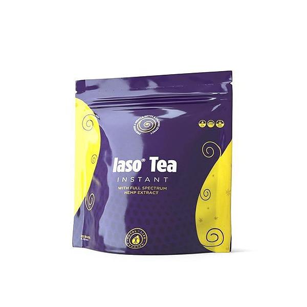 Get some CBD detox Lemon tea